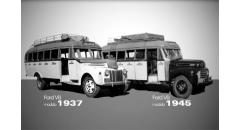 Nos primeiros anos de atividade a empresa disponibilizou a população o serviço de transporte de passageiros, compreendendo as localidades de Carazinho, Colorado, Chapada, Passo Fundo e Iraí, todas no Estado do Rio Grande do Sul, para tanto, contava com dois veículos: um Ford V8 ano 1937 e outro ano 1945.  A cada ano que se passava e com o mérito de sua ótima prestação de serviços, a HELIOS foi crescendo e ofertando uma maior relação de cidades atendidas aos seus clientes.